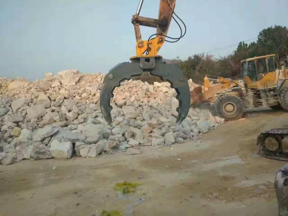 挖掘机各种型号抓木器 工厂直销抓木器 抓刚器