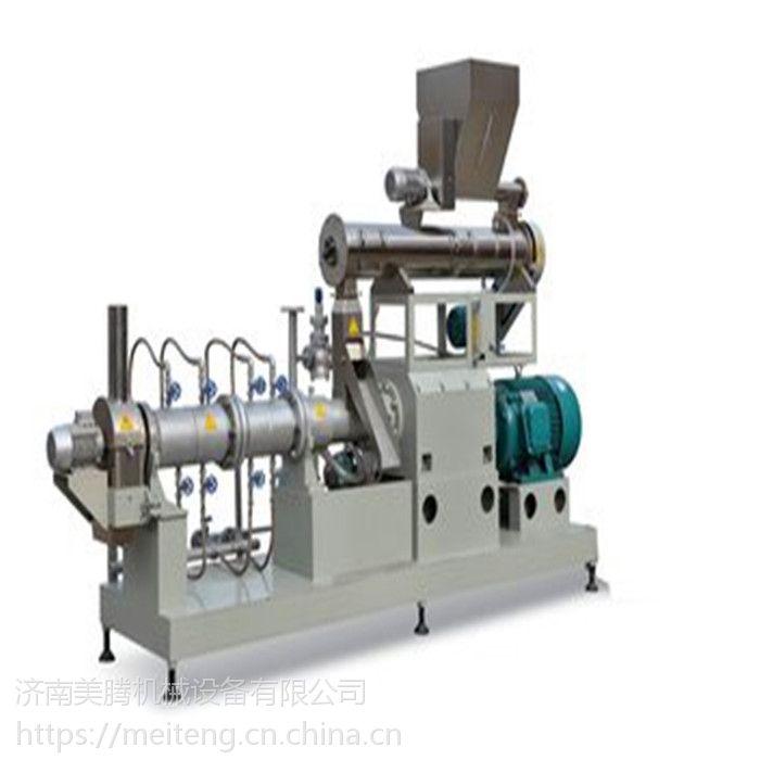 泥鳅饲料生产加工设备--济南美腾机械