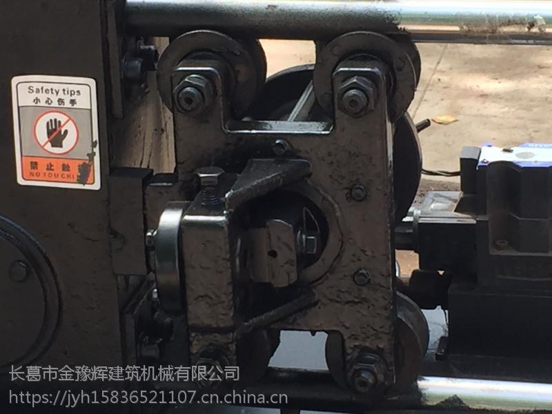 金豫辉GT4-14数控液压调直切断机 配件计米器电控箱