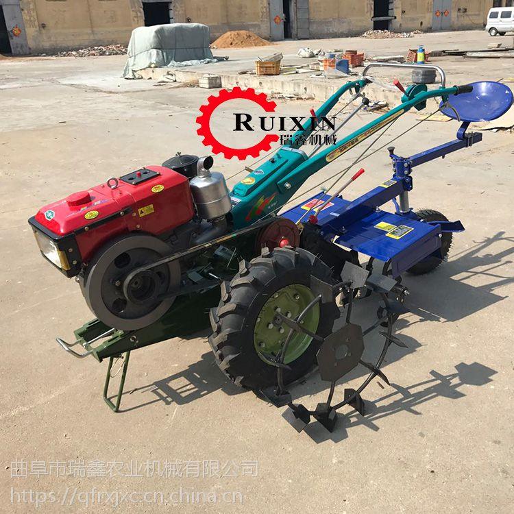 山西临汾多功能微耕机 高效率手扶拖拉机 厂家直销手扶拖拉机