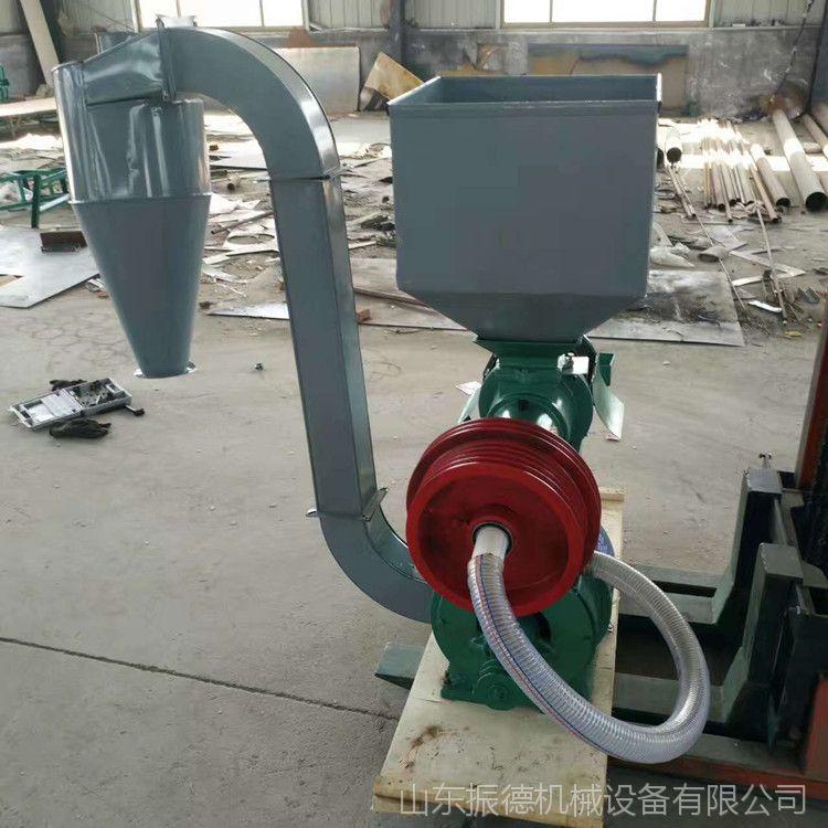 小型碾米机设备 振德牌 中型碾米机 稻子碾米机