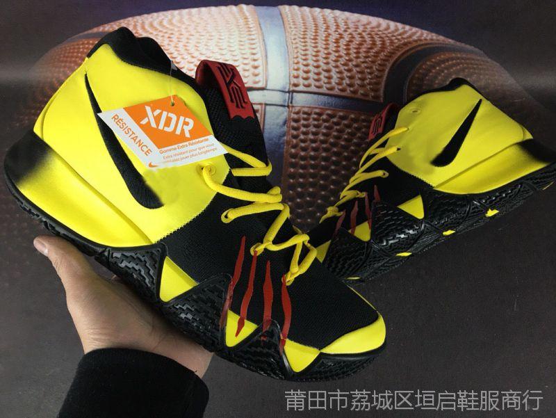一件代发 欧文篮球鞋4代2代3实战球鞋莆田篮球鞋运动男鞋图片