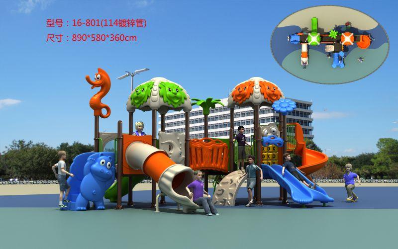户外儿童乐园 椒江幼儿园滑梯 其他新型淘气堡多少钱