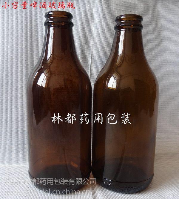 沧州现货供应300毫升棕色酒瓶