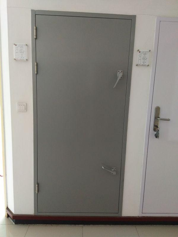 昆山工业厂房防火门-钢质大门有3C认证