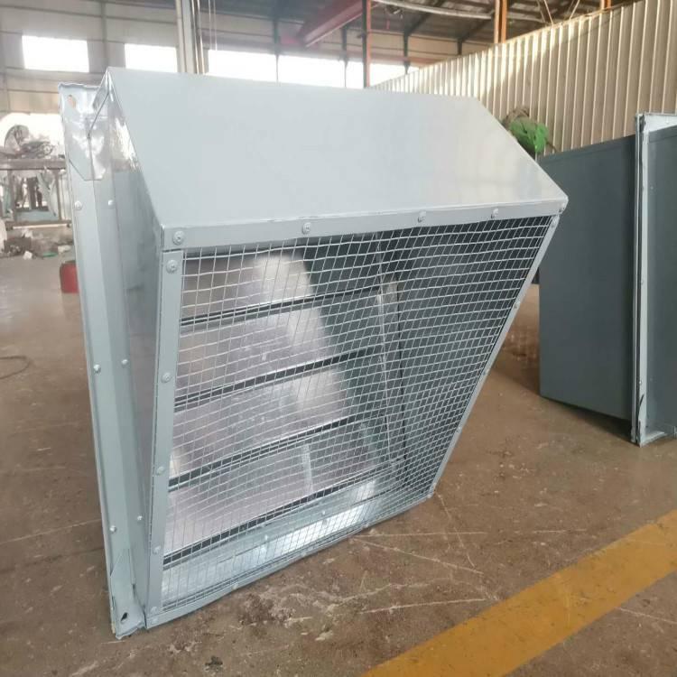 边墙式防腐排风机WEX-450D4-0.24 L=2800m3/h H=180pa 0.24KW