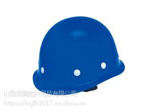 邦固厂家直销v型建筑保险帽劳保防护帽建筑施工帽 防砸安全帽