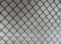 PVC包塑勾涂塑网 树根移植网 重型勾花网 菱形铁丝勾花网 优质球场勾花护栏网