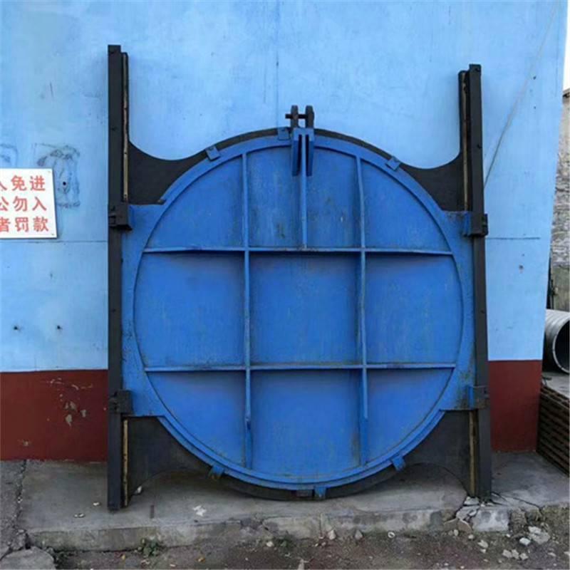 宇东水利供应SYZ-600型升杆式双向止水圆形铸铁闸门