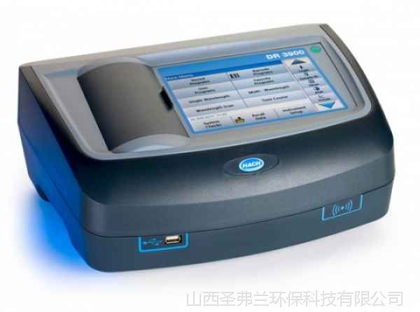 dr3900台式可见分光光度计
