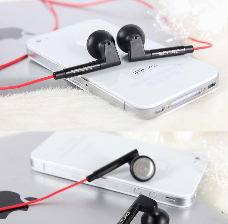 声丽MX136耳机短信耳塞手机三星HTC小华为手机带苹果后有耳机过来会图片