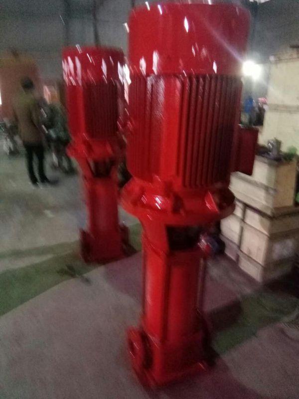遵义消防加压泵XBD7.0/40G-L低价价格(带3CF认证)AB签。