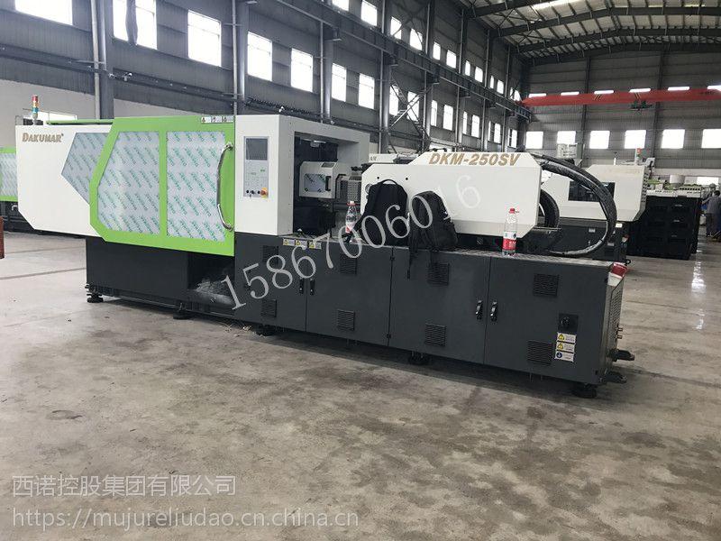 厂家供应精密伺服出口注塑机节能卧式高精度注塑机DKM-250SV