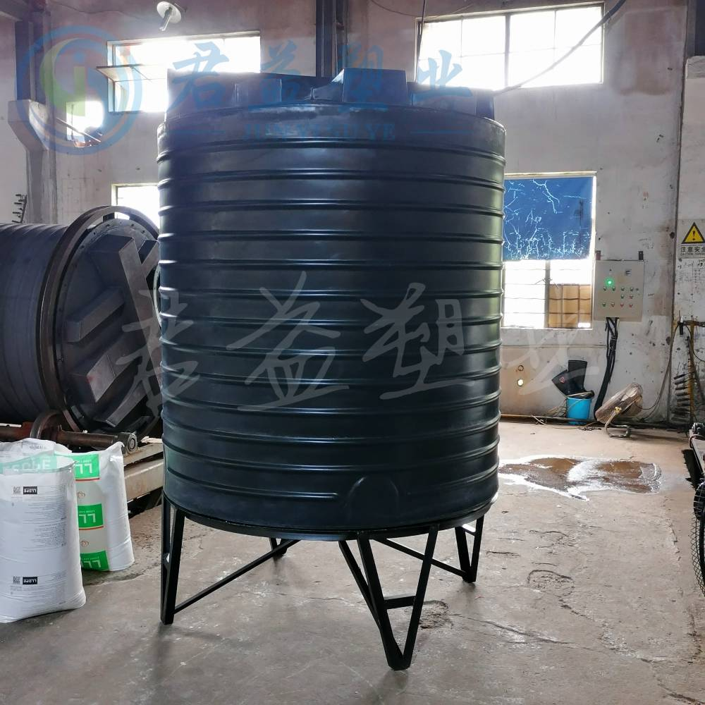 浙江搅拌罐厂家 6立方塑料PE搅拌桶供应商6000L