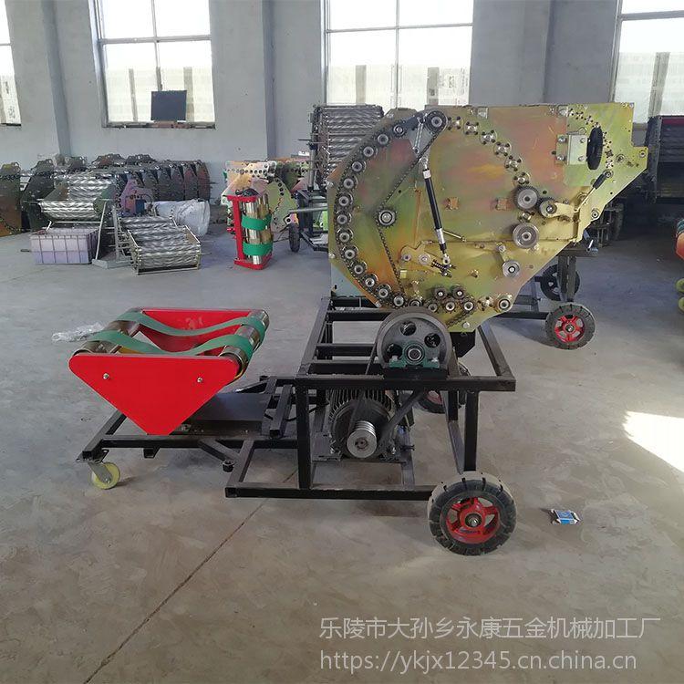 农作物秸秆苜蓿豆秧打捆包膜机青贮黄贮保鲜打捆包膜机