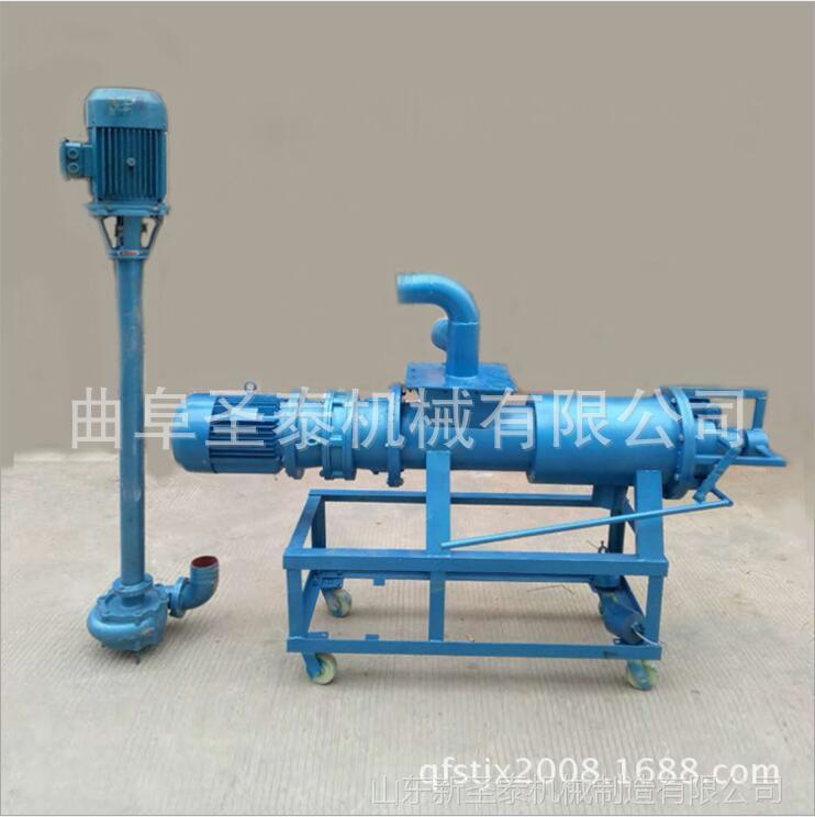 新型耐磨加厚脱水机 多用途干湿分离机