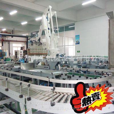 包装生产线全自动码垛机器人 ABB码垛机械手