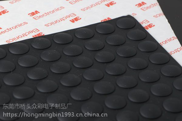 音箱脚垫安装带粘贴 音箱脚垫音质使用硅胶