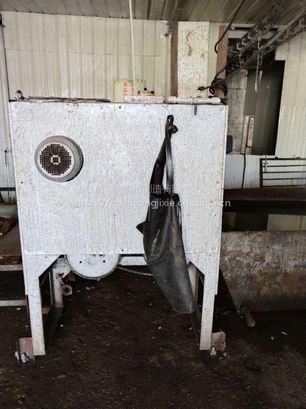 供应半自动猪脱毛机 电动捞耙自由升降 适合寒冷地区使用