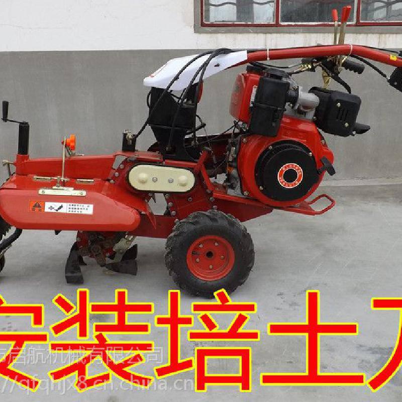 小型农用机械大葱开沟机 多功能梯田松土机 启航大马力硬土开沟机哪里有卖