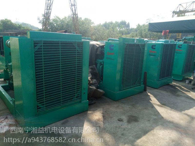 100千瓦-600千瓦二手柴油发电机组出售出租维修保养