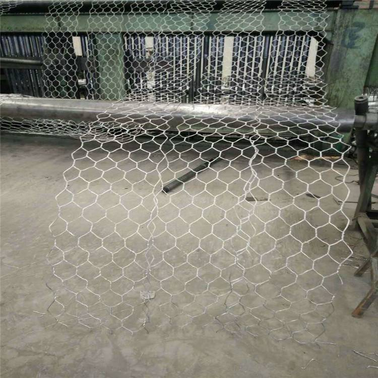 河道岸坡防护格宾网 雷诺护垫大样 PC包塑格宾网生产厂家