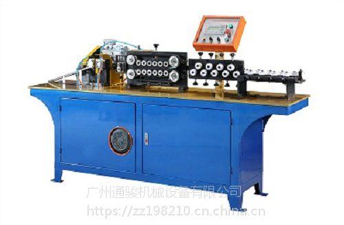 通骏TJK数控全自动铜管与铝管调直切断机厂家直销