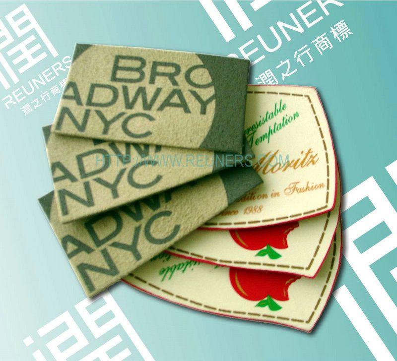 生产家纺服装纸类吊牌 牛皮纸鸡眼挂牌 logo挂卡定做 价格优惠