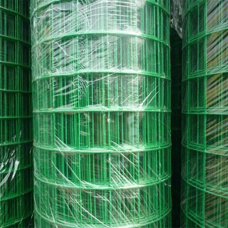 养殖圈山网 养鸡用绿网 河北荷兰网供应