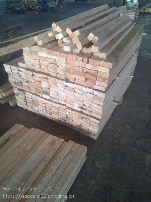 森汇远松木方价格 松木方料