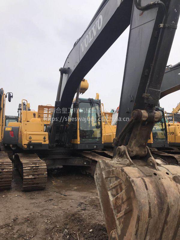 沃尔沃EC210低价销售二手挖掘机