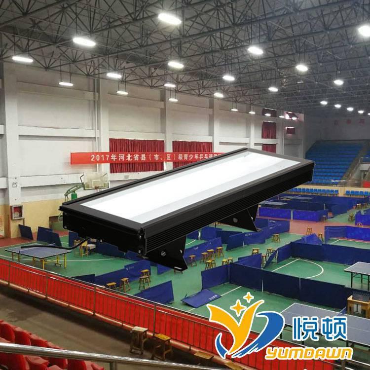 乒乓球馆专用灯及特点,乒乓球室内专用灯具设计