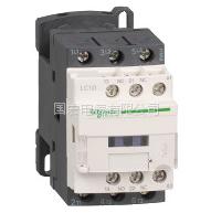 施耐德三极交流接触器 32A 220V 50/60Hz LC1D32M7C