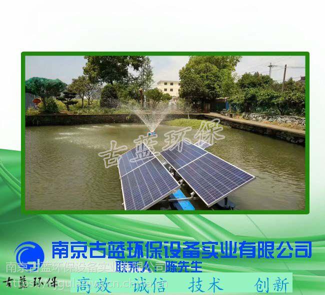 GLSUN 太阳能曝气机价格 使用效果 全国专业安装 高质高效