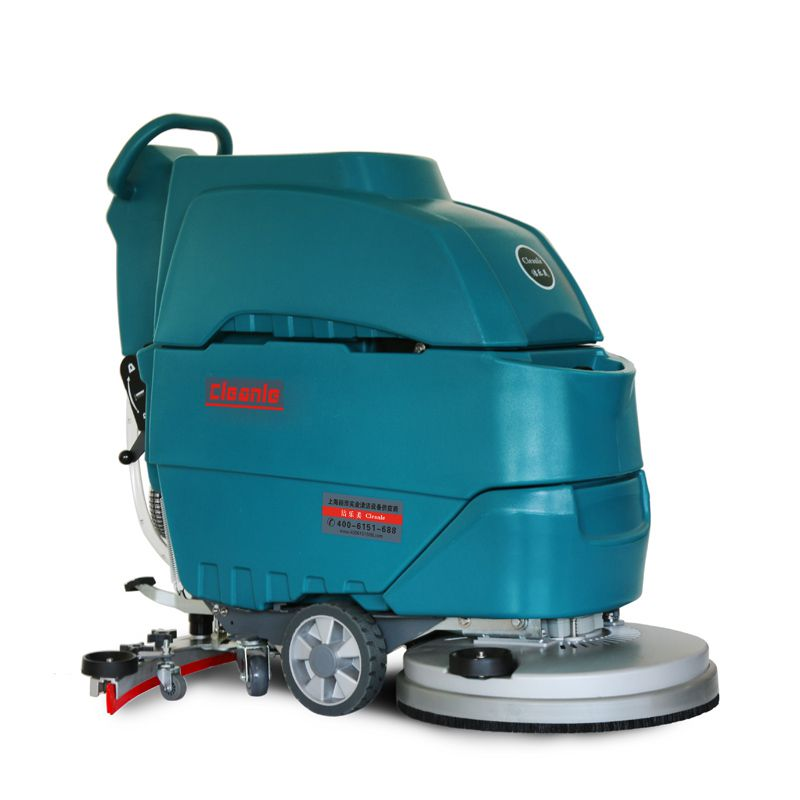 cleanle/洁乐美YSD-A3全自动洗地机商场超市拖地机工厂车间油污清洗机