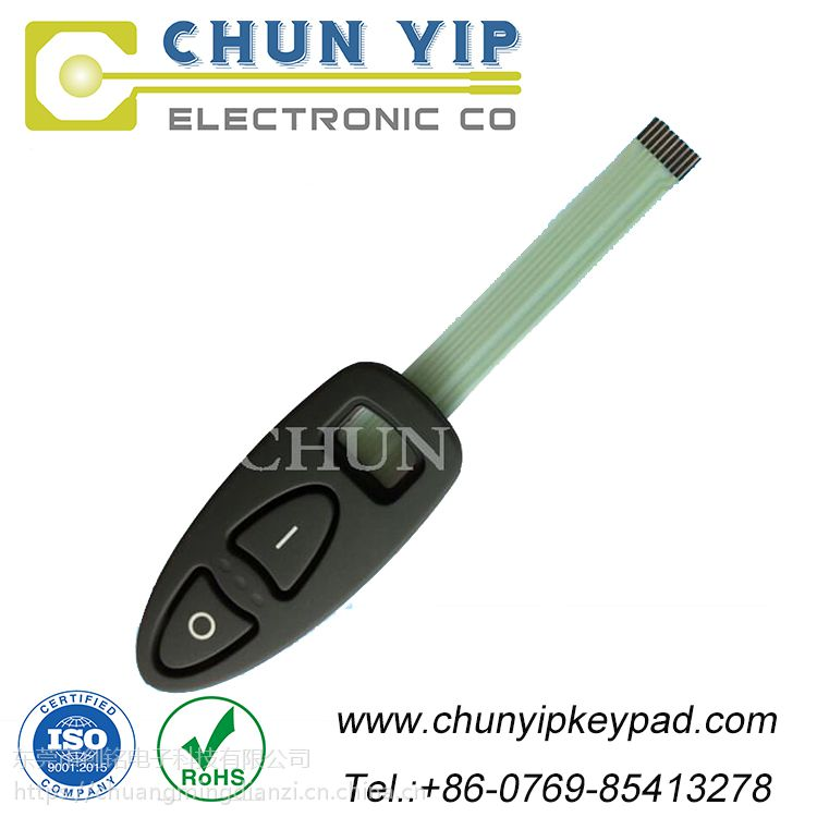 硅胶按键型薄膜开关确保质量