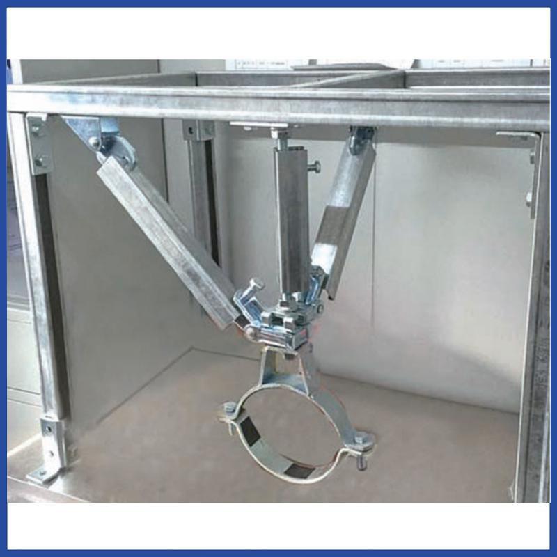 城市管廊抗震支吊、管道支架架供应商