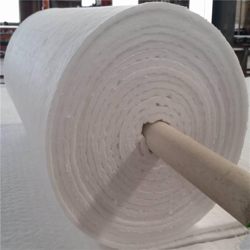 诚信硅酸铝卷毡 15公分硅酸铝纤维毡