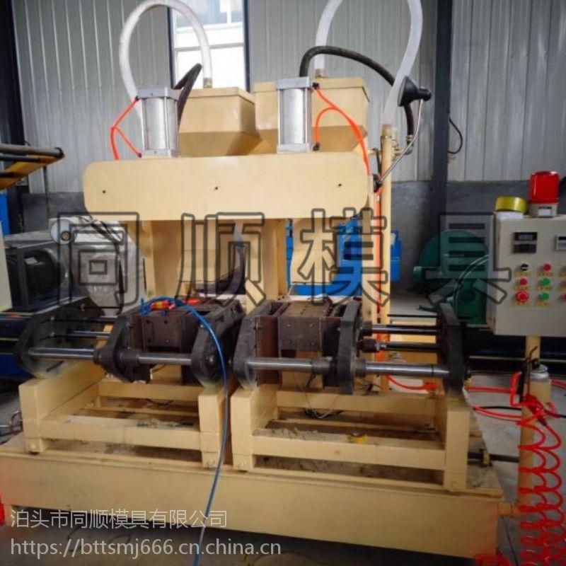 射芯机 漏模机 壳芯机制作泊头同顺模具 覆膜砂模具 热芯盒模具