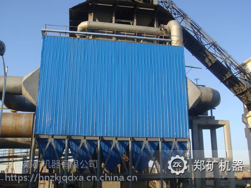 冶金、建材化工行业用高效气箱脉冲除尘器设备