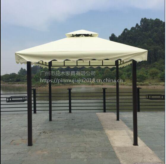 供应广州品木四角遮阳伞帐篷