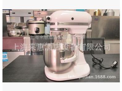 美国厨宝桌上型多功能厨师机、KitchenAid打奶油机5K5SSWH