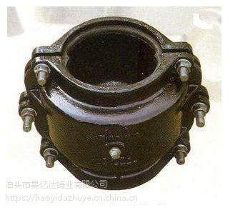 铸铁变径 柔性铸铁管 柔性铸铁排水管管件 柔性铸铁配件 B型变径 B型大小头