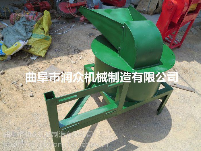 青饲料秸秆打浆机 畜牧养殖饲料打浆机 家用两相电饲料机