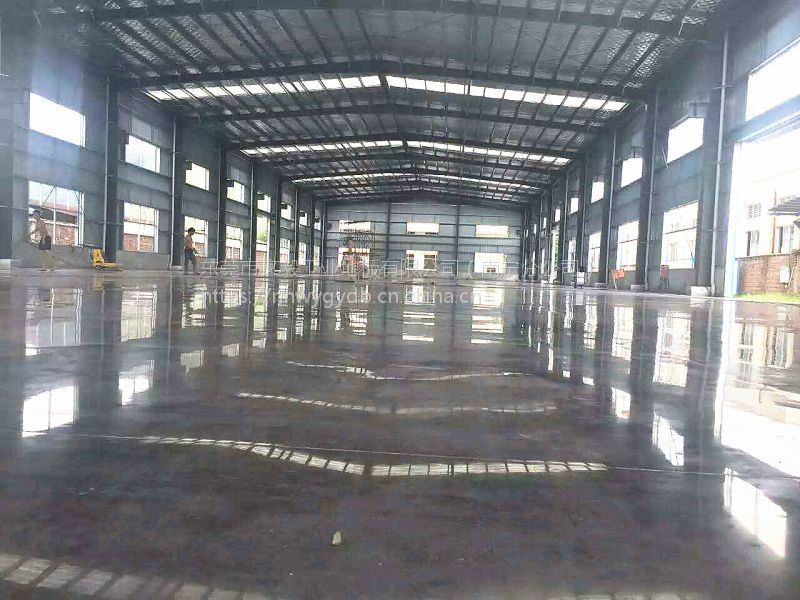 深圳宝安混凝土钢化地坪-沙井仓库水泥地翻新处理