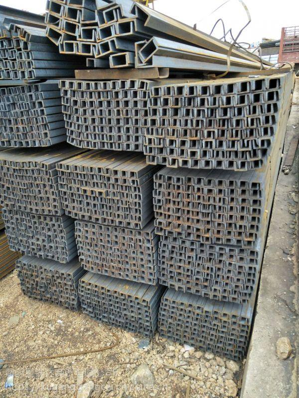 昆明槽钢6.3通海厂家直销Q235b每米重量6.634千克