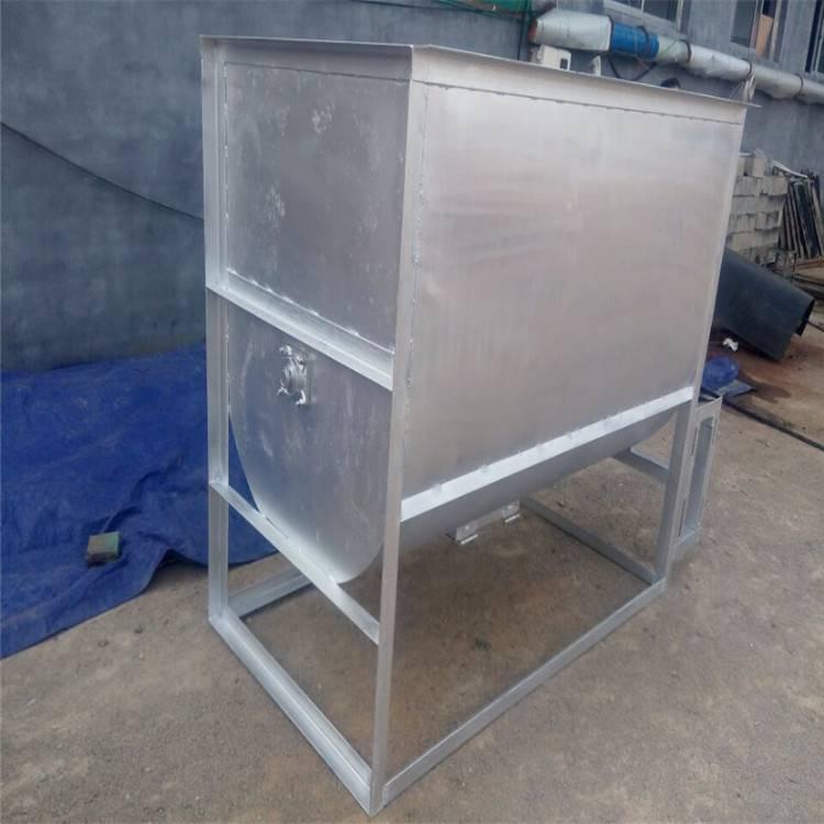 谷物加工搅拌机 耐磨耐用饲料搅拌机