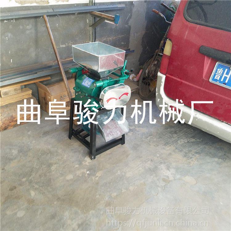 骏力牌 花生米粒专用破碎机 电动花生仁切碎机 价格实惠