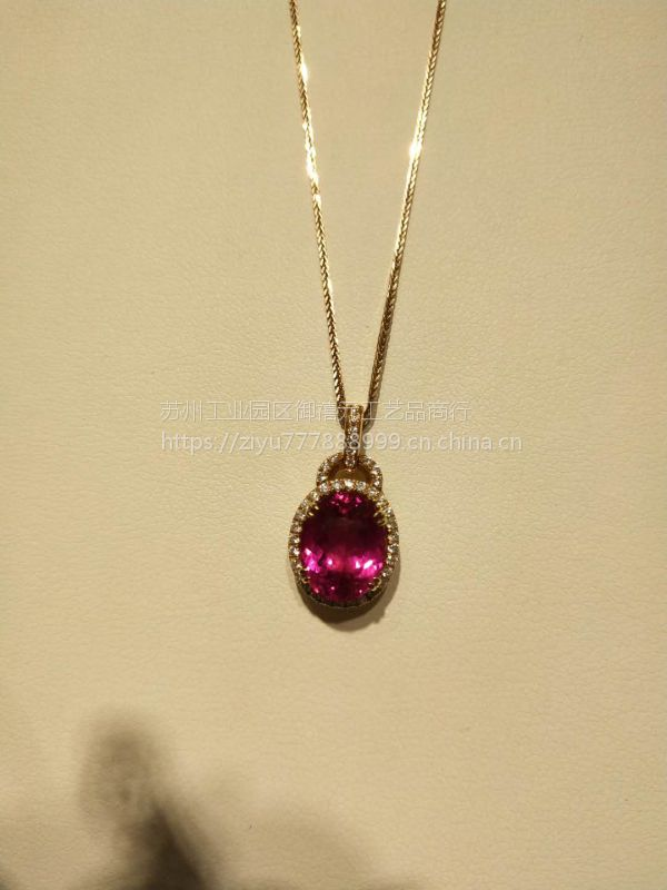 珠宝首饰高级工艺定制加工镶嵌各种宝石各种材质免费设计出图保证质量工期