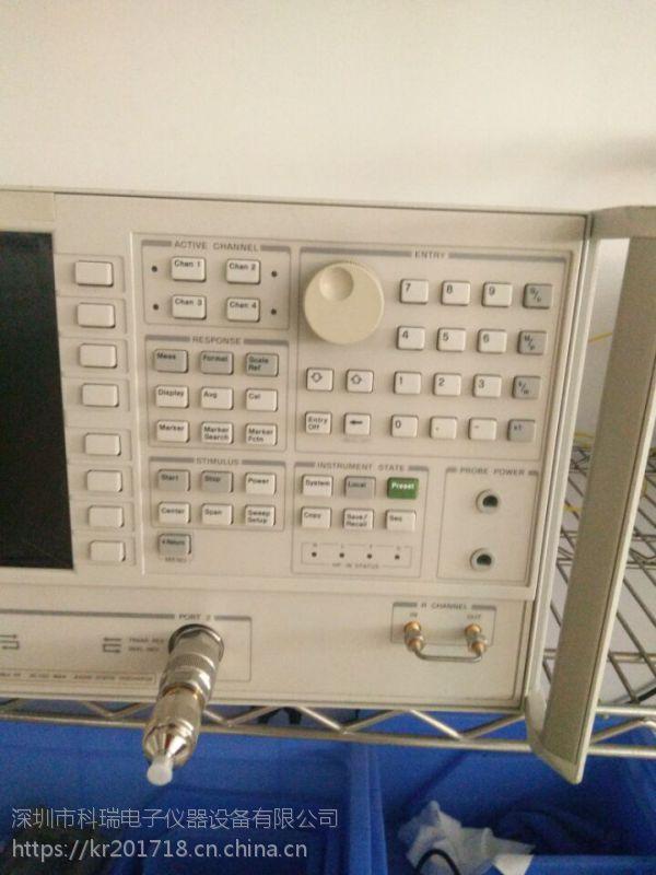 安捷伦网络分析仪Agilent8753ES频率为30KHZ-6GHZ